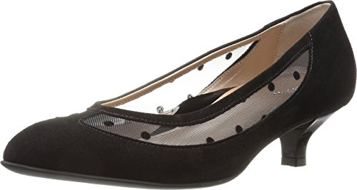 Beautifeel Women's Varin Oxford, Black, 37 EU/6-6.5 M US