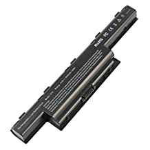 11.1V, 4400mAh, Li-ion, Replacement 6 Cell Battery for ACER 31CR19/65-2, 31CR19/652, 31CR19/66-2, 3INR19/65-2, AK.006BT.075, AK.006BT.080, AS10D, AS10D31, AS10D3E, AS10D41, AS10D51, AS10D5E, AS10D61, AS10D71, AS10D73, AS10D75, AS10D7E, AS10D81,