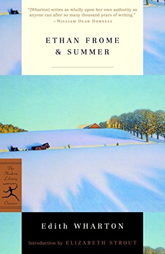Book cover from Ethan Frome & Summer (Modern Library Classics) by Edith Wharton