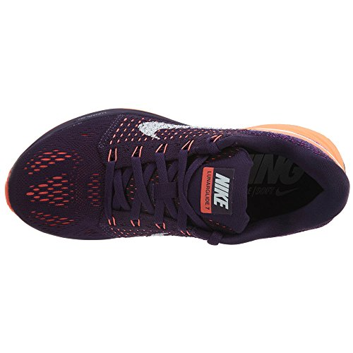 Nike Lunarglide 7 Damen Laufschuhe Violett