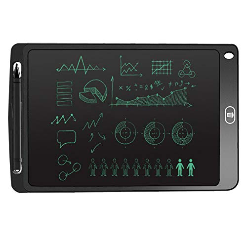 Writing Tablet, Homezal 8.5-Inch LCD Writing Tablet, Drawing & Painting Board Electronic Drawing Pad, Portable Drawing Tablet Compatible Kids Students Adults at School, Home & Office