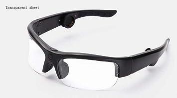 detallado a38c5 5d0cc Hzhy conducción ósea Bluetooth Gafas Conducción ósea ...