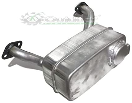 Outdoor Power Deals Fits Some Ariens Gravely with Kawasaki Engine Muffler  P/N 03946900 FR FS FX 651V to 730V Engines Read Note