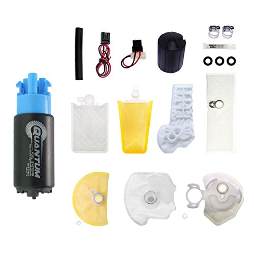(QFS-344FT-U - OEM Replacement Fuel Pump with Direct-Fit Fuel Strainer Installation Kit)