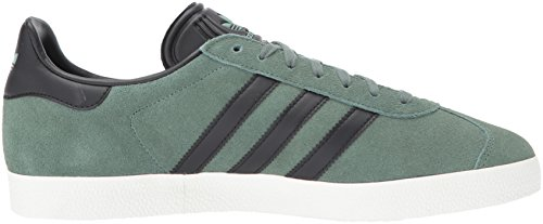 Adidas Trace Black Green Trainers Gazelle Suede Mens Core FxrFqP6