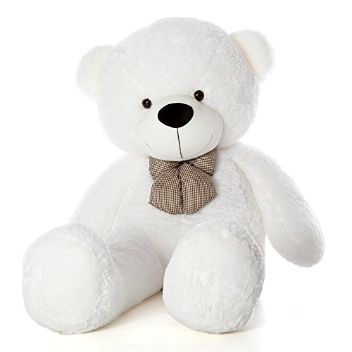 stuffed teddy bear plush white buyer's guide for 2019
