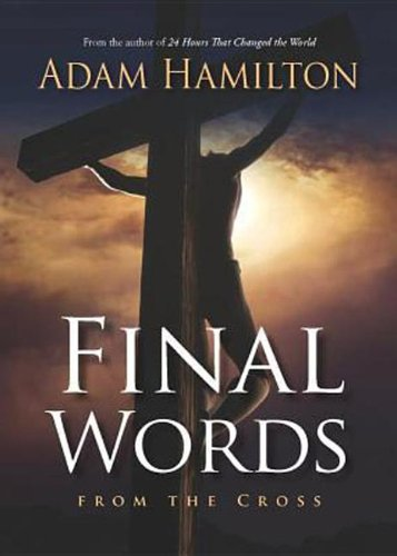 Final Words: From the Cross pdf epub