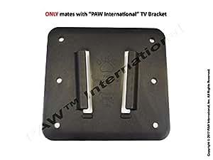 Amazon.com: PAW International RV Bracket (Polymer) Single