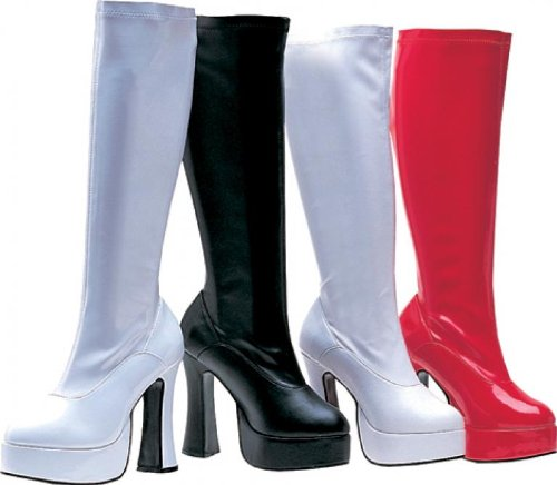 Botas Ellie Zapatos Para Mujer De 5 Pulgadas Con Tacón Stretch. Con Cremallera Interior Multicolor