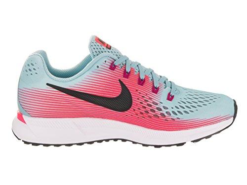 Running Pink Wmns Zoom 34 de Zapatillas Pegasus Blue Air Nike Racer White Mujer para Mica wxpg1q6