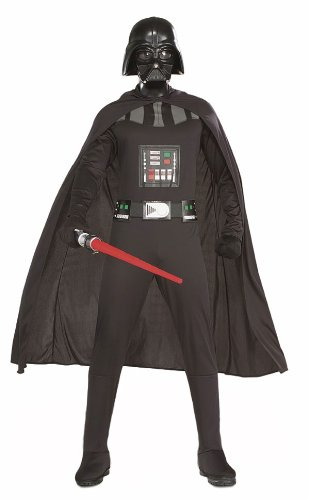 Company Costumes Rubies (Adult Darth Vader Costume by Rubies Costume Company - Size 38 /)