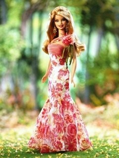 Barbie - Silver Label - I Dream Of Spring