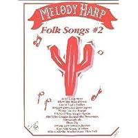 MELODY HARP Folk Songs # 2 de Trophy Music
