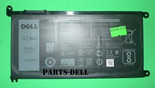Genuine Dell Battery WDXOR 42Whr 4-cell 11.4V for Dell Inspi