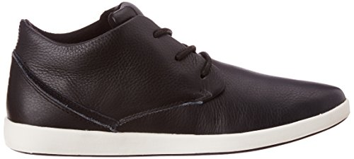 Cat Footwear PARKDALE P715306 - Zapatillas fashion de cuero para hombre Negro