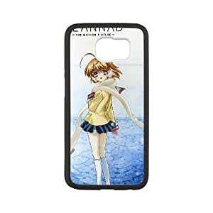 Clannad Samsung Galaxy S6 Cell Phone Case Black Customize Toy zhm004-3898413