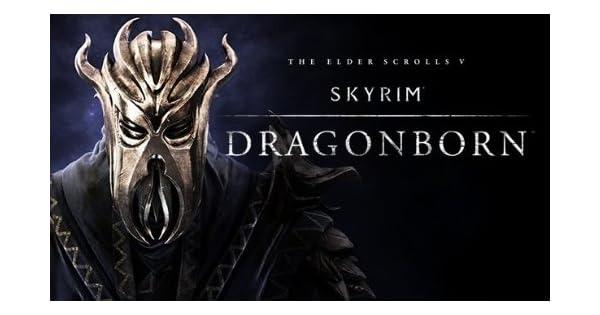 Amazon com: The Elder Scrolls V: Skyrim DLC: Dragonborn [Online Game