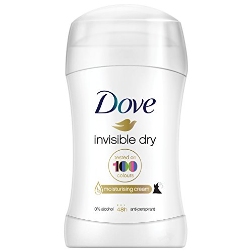 Dove Invisible Dry Stick Anti-Perspirant Deodorant 40ml
