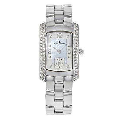 Baume & Mercier Hampton Automatic-self-Wind Female Watch 65335 (Certified Pre-Owned) from Baume & Mercier