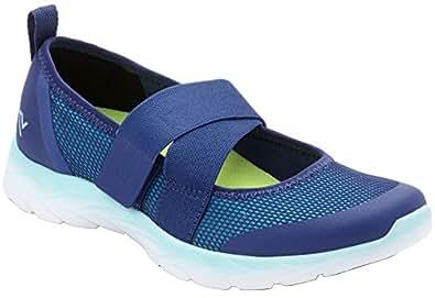 Vionic Womens V-PACE Pace Blue Size: 5
