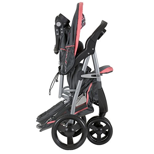 Baby Trend Nexton Travel System Coral Floral Import It All