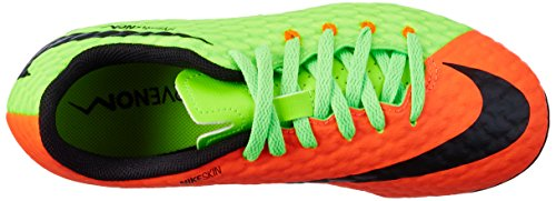 Green Football Vert Black Phinish Orange hyper Mixte FG Elctrc Chaussures volt Hypervenom II Enfant Nike de xPqYzBRwR