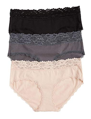 Jessica Simpson Maternity Hipster Panties (3 Pack)
