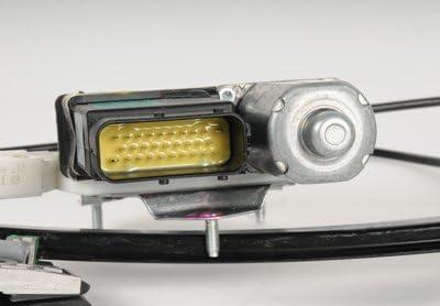 ACDelco 20823060 GM Original Equipment Front Passenger Side Power Window Regulator and Motor Assembly