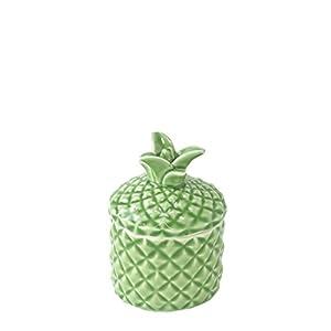 Time Concept Tropical Desert Pineapple Porcelain Dinnerware Set 3