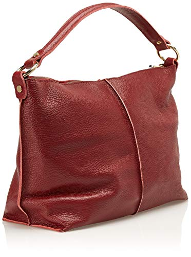 De Rojo Bolsos rosso Borse Mujer Chicca Shoppers Y Hombro Cbc3307tar B1F7Rq7O