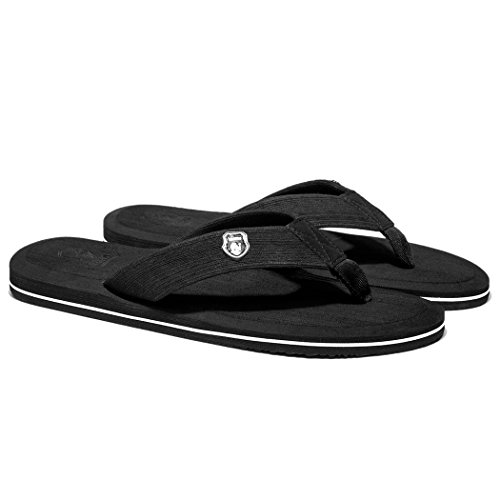 Black Flip Classical Light II Weight Women's Flop NeedBo qXw4BP0xn