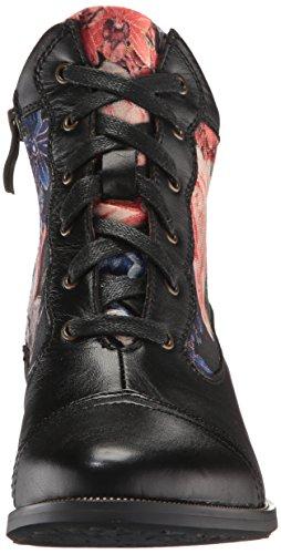 Women's Sandi Black Spring L'Artiste by Ankle Step Bootie 8FOPtxTw