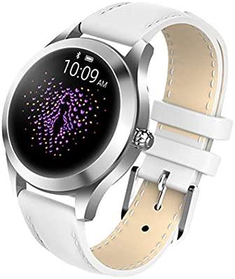 ZLOPV Pulsera Reloj Inteligente para Mujer 2019 IP68 Monitor ...