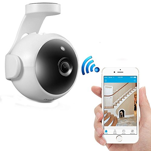 NEXBANG 720P HD Video WIFI Wireless Security Camera
