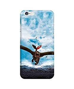 """how to train your dragon 2 new poster ?custom iPhone 6 4.7 inches case,durable iphone 6 hard full wrap back case cover for iphone 6 4.7"""""""