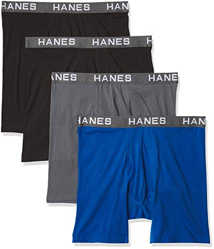 Image of Hanes Ultimate Men's Comfort Flex Fit Ultra Soft Cotton Modal