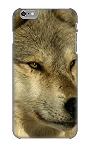 Anettewixom Brand New Defender Case For Iphone 6 Plus (animal Wolf) / Christmas's Gift