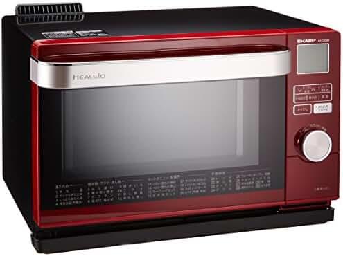Sharp Water Oven Herushio (HEALSIO) 18L Red AX-CA200-R
