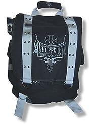 Orange County Choppers New York Backpack Tote Bag, Black