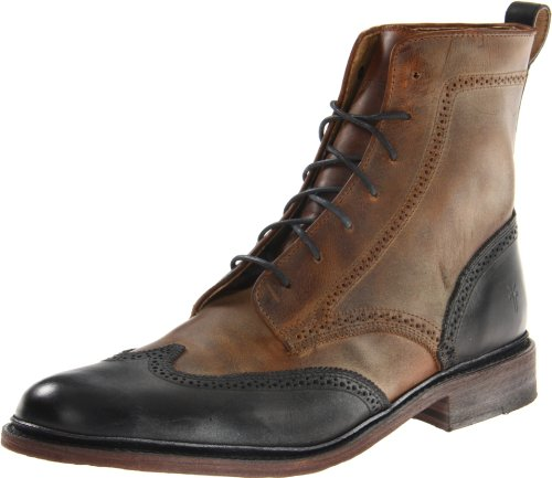 FRYE Men's Jamres Wingtip Boot