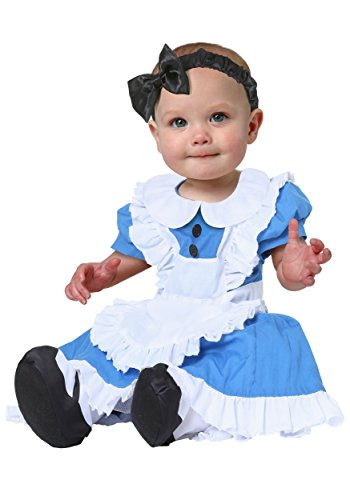 Infant Alice Costume 6/9 Months -