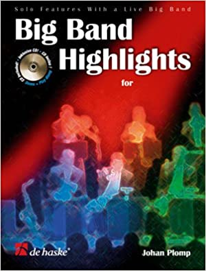 Big Band Highlights for Trombone (De Haske Play-Along Book)