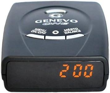 Radarwarner Genevo One G1 Eu Set Aktion Inkl Zubehör Auto