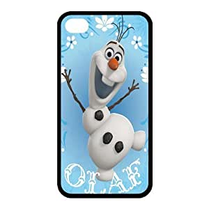 Customize Frozen Snowman Back Cover Case for iphone 4,4S JN4S-1526
