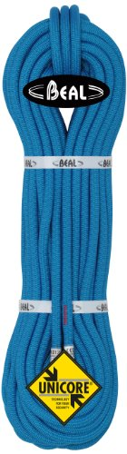 Beal Wall Master Unicore Seil für einfache Blau blau 10,5 mm x 30 m