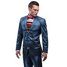 FUNSUITS mens Superman Suit Jacket (Alter Ego)