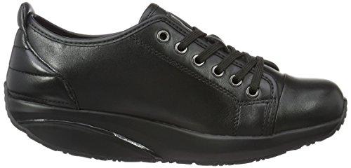 Mbt Nappa Batini Para De Por Zapatillas Negro Estar Casa Mujer black rrPAqC