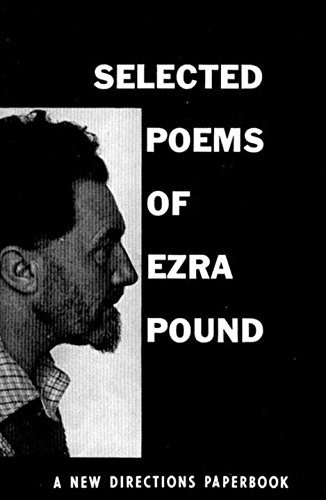 Selected Poems of Ezra Pound (New Directions Paperbook)