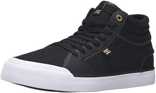 dc-mens-evan-smith-hi-skateboarding-shoe-black-gold-11-m-us