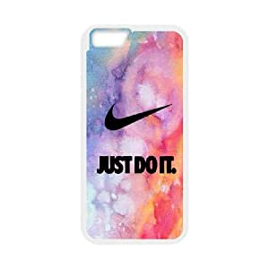 Just Do It iPhone 6 4.7 Inch Cell Phone Case White Pponr